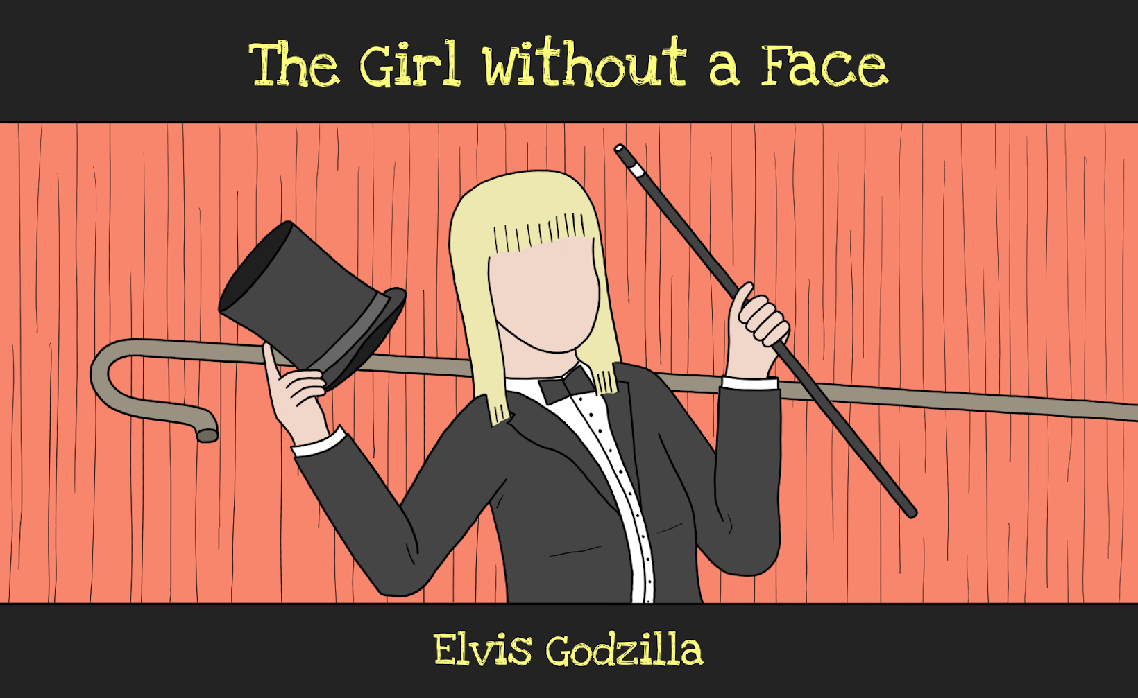 The Girl Without a Face cover